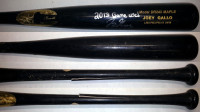 Joey Gallo Chandler Game Used Bat