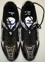 Joey Gallo Game Used Mizuno Cleats