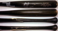 Jorge Alfaro Game Used Bat – Tucci
