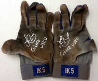 Jorge Alfaro Game Used Batting Gloves
