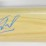 Jorge Alfaro Autographed Name Engraved Bat – Blonde