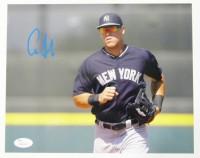 Aaron Judge Signed 8×10 Photo w/ JSA