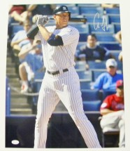Aaron Judge Signed 16×20 Photo w/ JSA