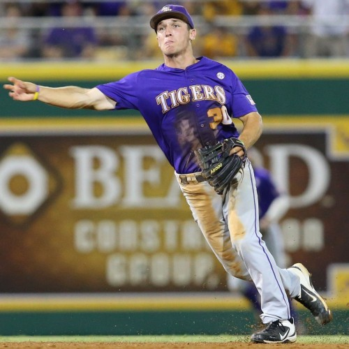 Alex Bregman – Exclusive Client for the 2016 and 2017 Seasons